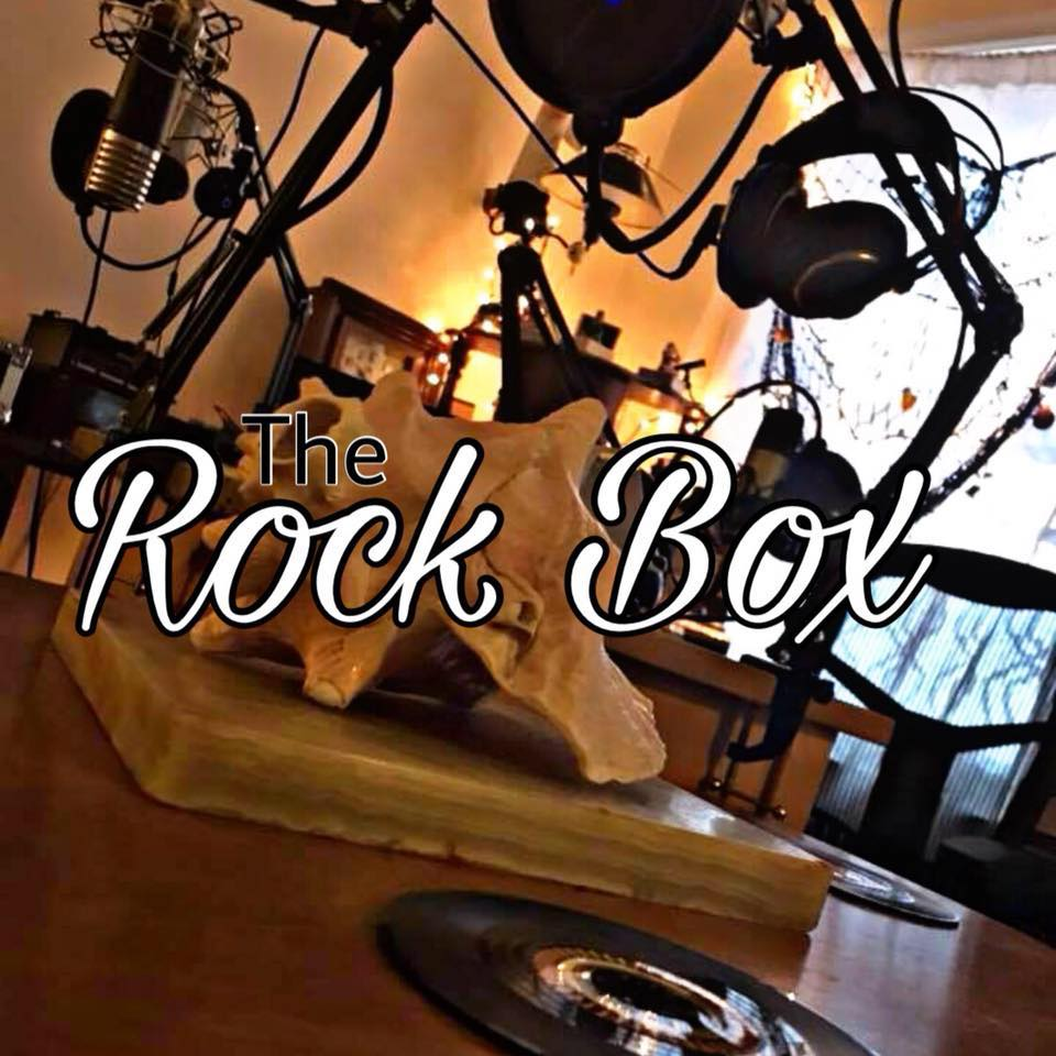 The Rock Box - live at 7PM on Monday nights with DJ E, DJ Mimi, Max Power, and Fin!Bringing you all of the best local urban music!Archived shows