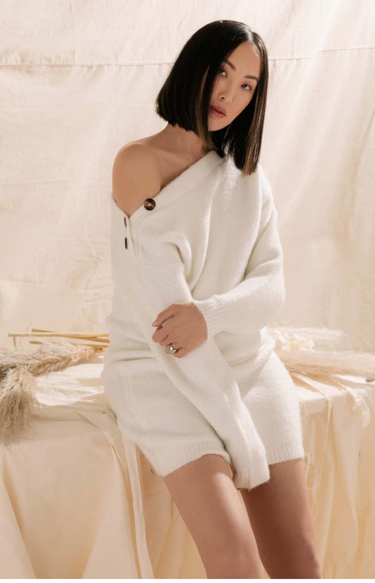 Sawyer Sweater Dress