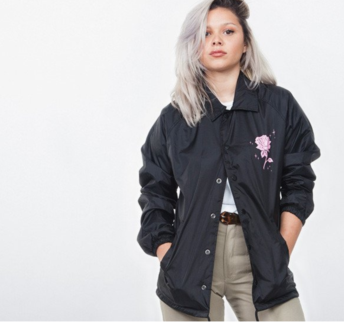 Valley Girls Coaches Jacket