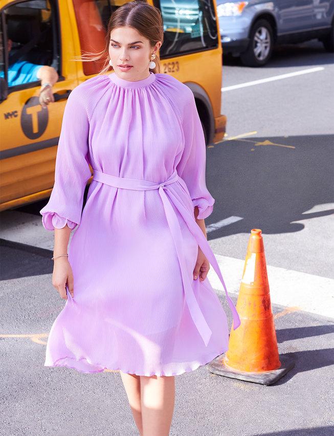 Easy Midi Dress