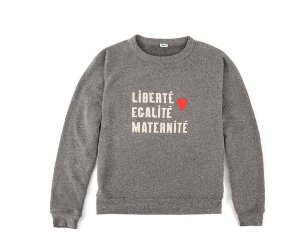 CV X Every Mother Counts Sweatshirt