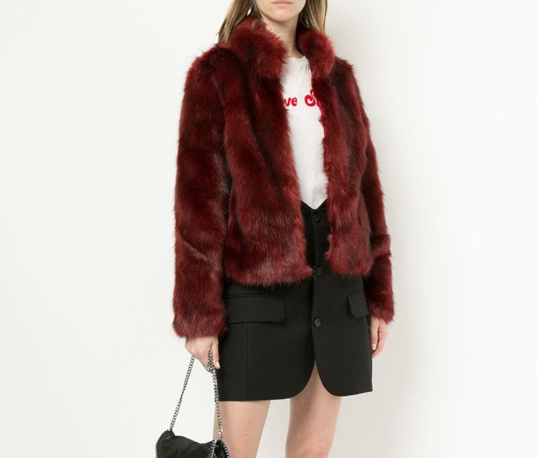 Unleash Fur Delish Jacket