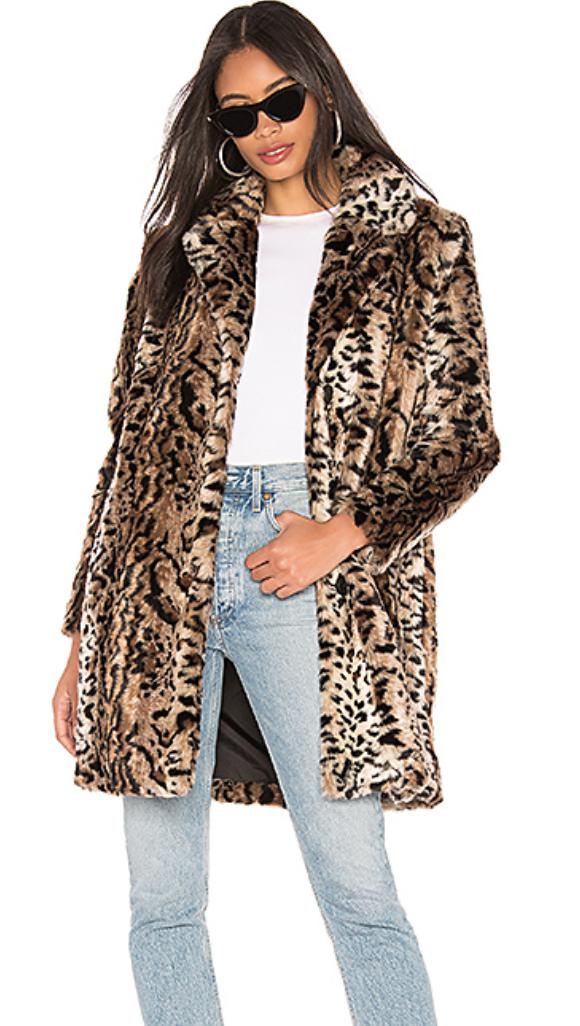BB Dakota Bradshaw Faux Fur