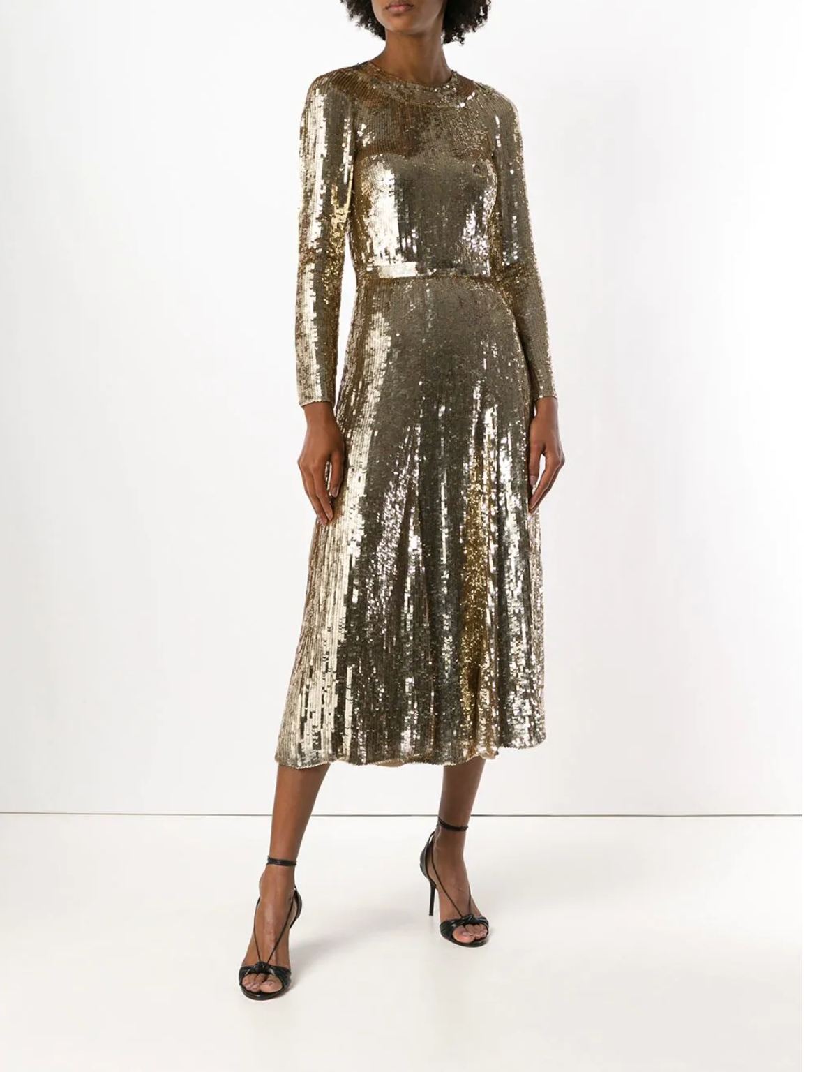 Temperley London Ray Sequin Dress