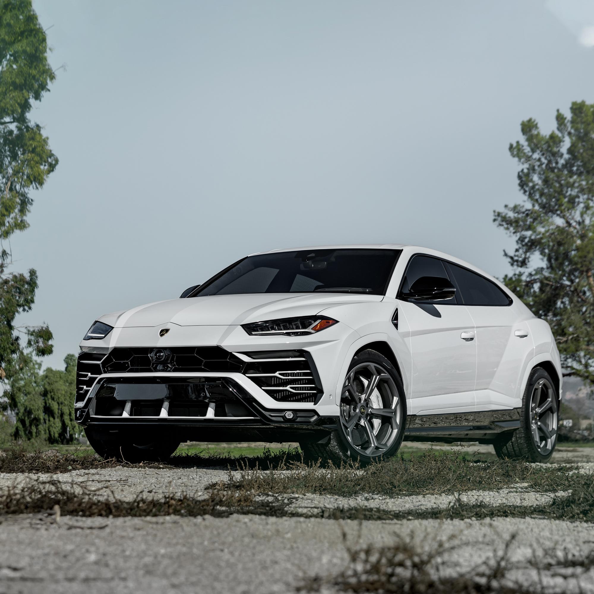 Lamborghini Urus for Boden Autohaus