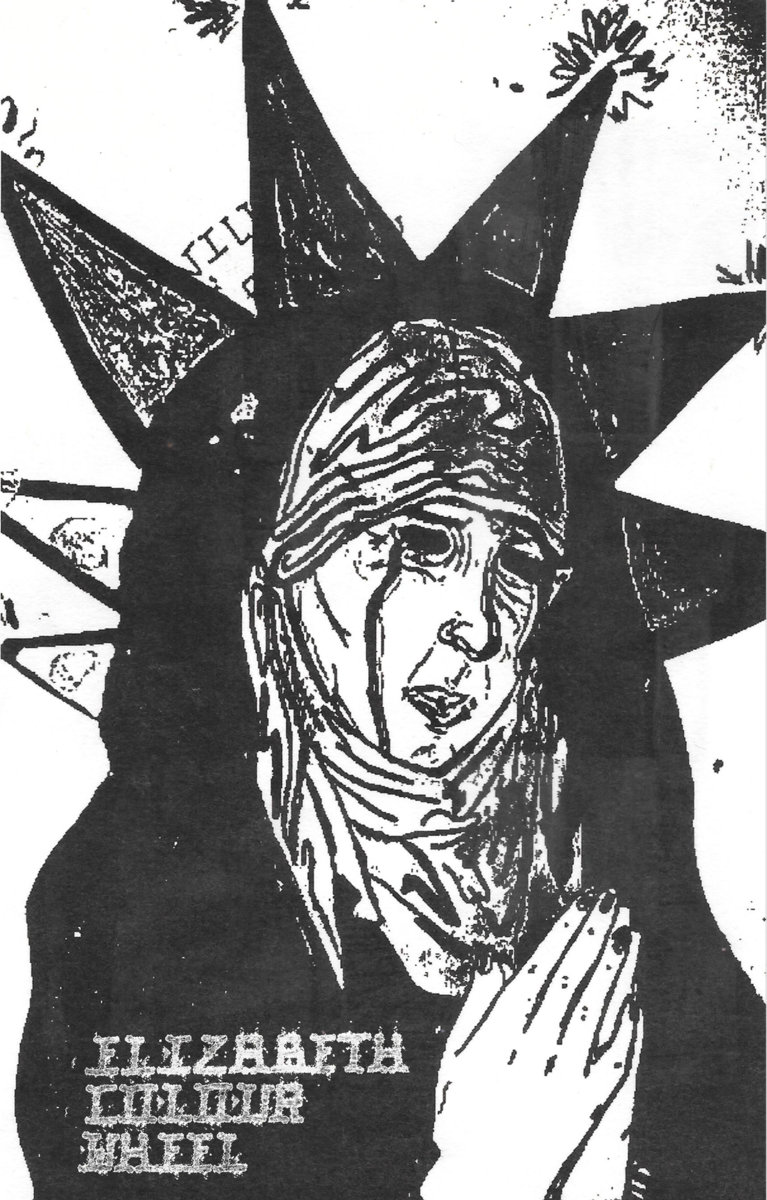 Elizabeth Colour Wheel - Queen Tired