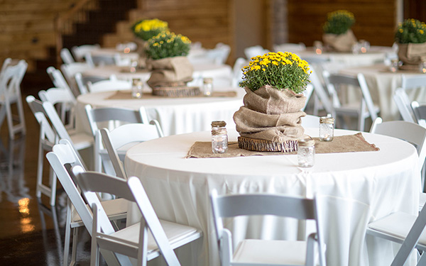 Rentals - Maybe you just need a few rentals for your event. Well, look no further because Lassen Flowers + Events offers rentals for the following:+ Tables+ Chairs+ Linens+ Place settings+ and more!To find out what is available, please fill out the form below.