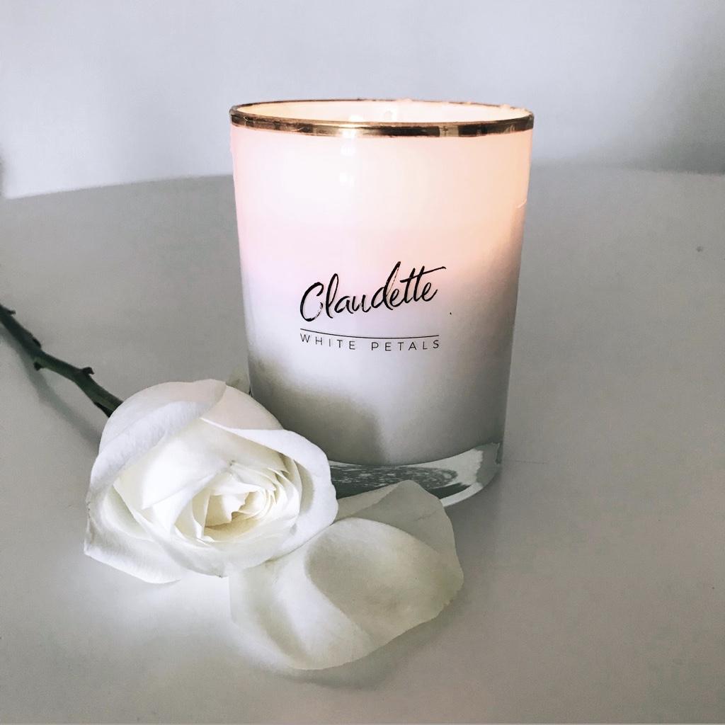 Claudette by Bijou Candles