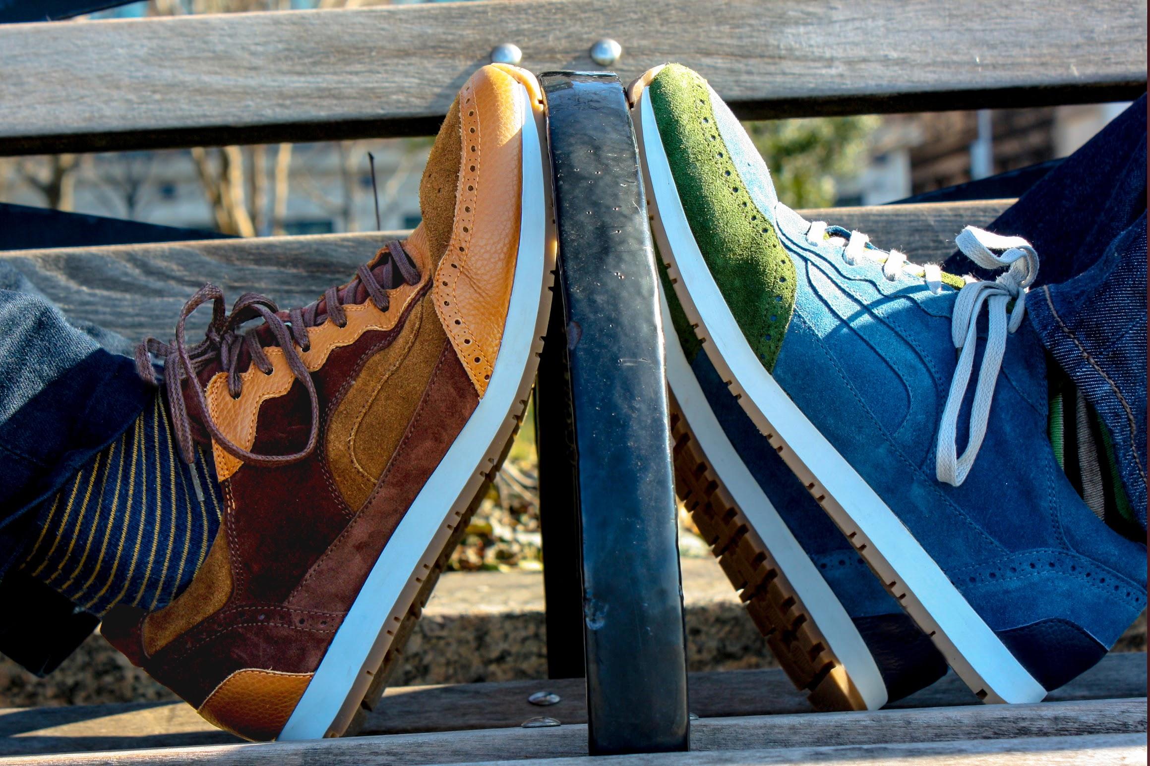 Greenwich Sneaker