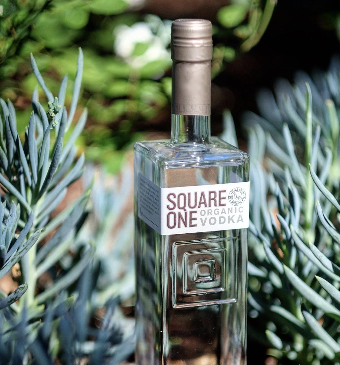 Square One Vodka by Timothy Kuratek