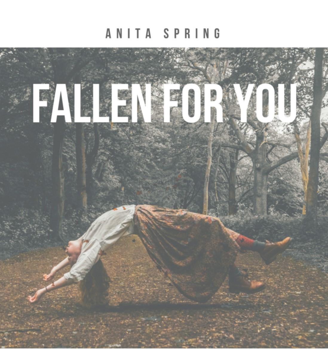 """Anita Spring, Australian singer/songwriter releases country music single """"Fallen for you"""".jpg,"""