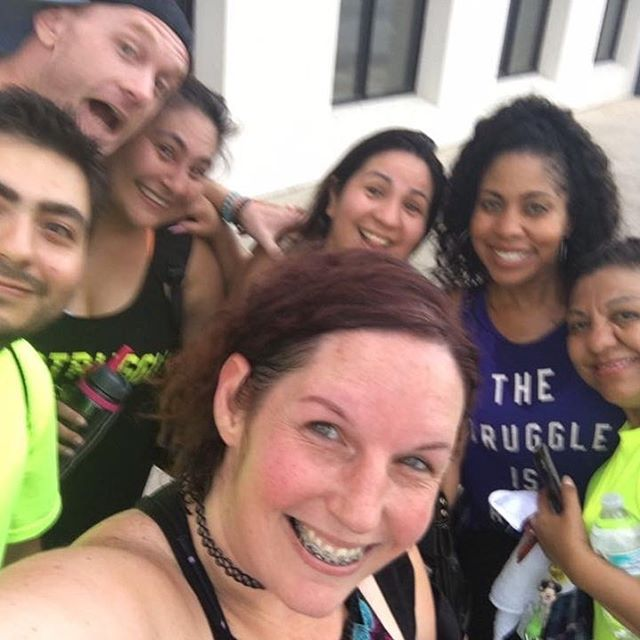 Deonna (@mercakes_82 ) and I are really looking forward to sharing more about @zumba and the people, instructors and supporters of A Million Reasons to Love. It's our family, our tribe and some of the most beautiful souls I know. Stay tuned!  #zumba #zumbafit #zumbies #ztribe #ourvibe #dancelikenooneiswatching #shakeyourbody #globalbeats #shakeyourtailfeather #thebestteam #livelovedream #myreasons #totalnutritionsanantonio