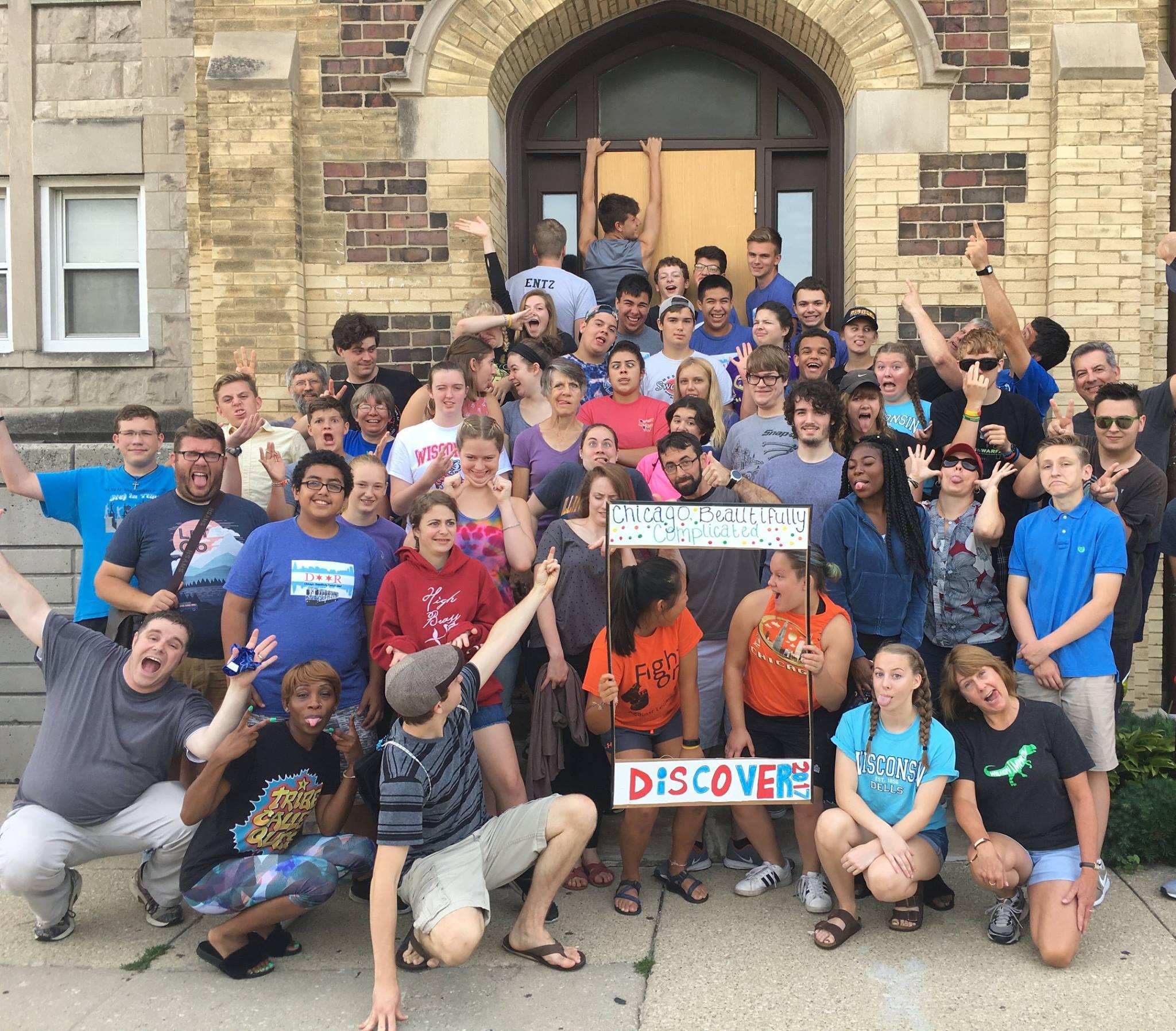 DOOR Network Volunteer Chicago Mission Trip Discover