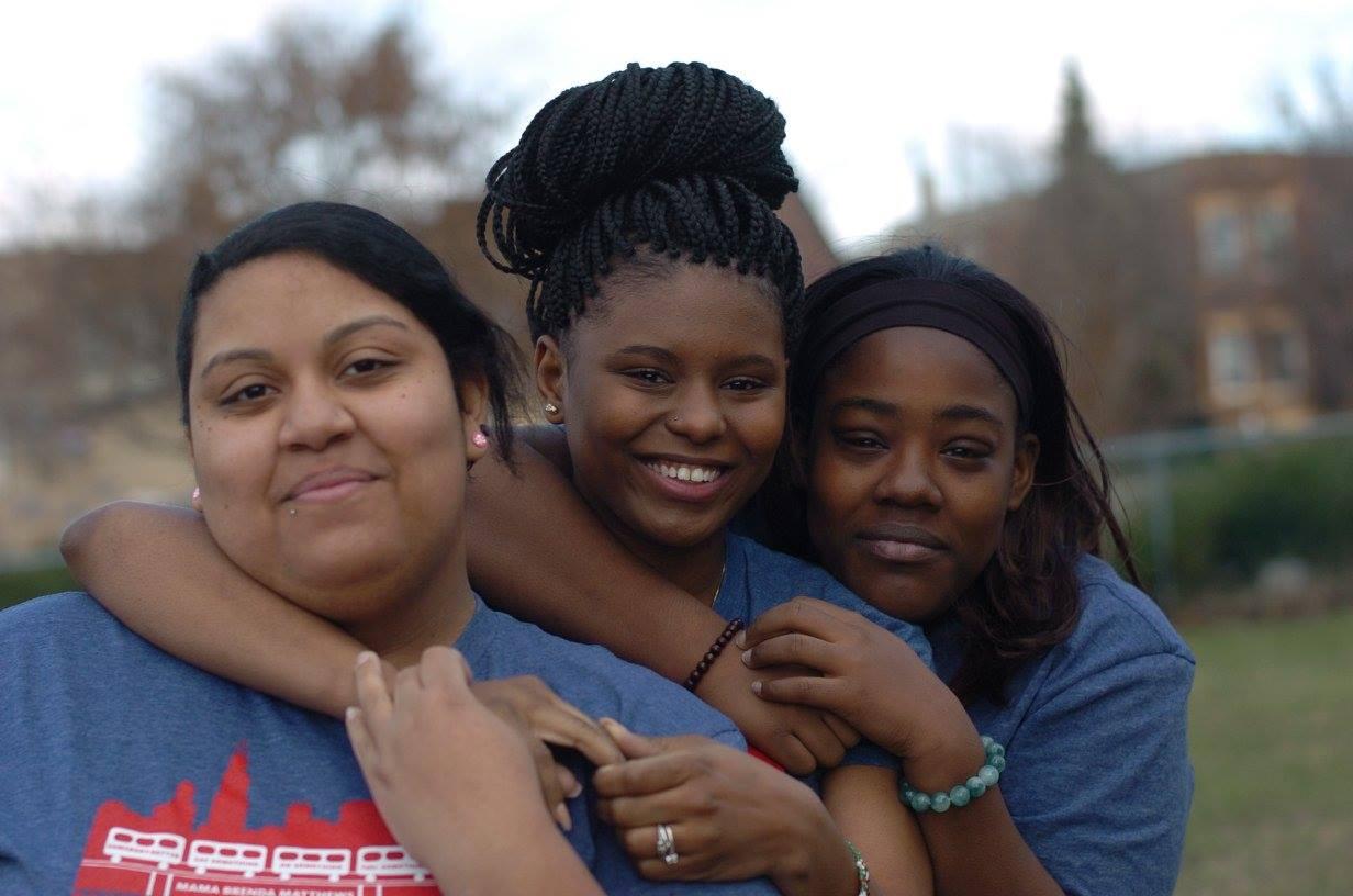 DOOR Network Volunteer Chicago Discern Girls
