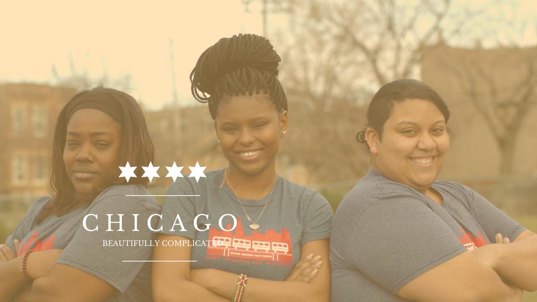 DOOR Network Volunteer Chicago Beautifully Complicated