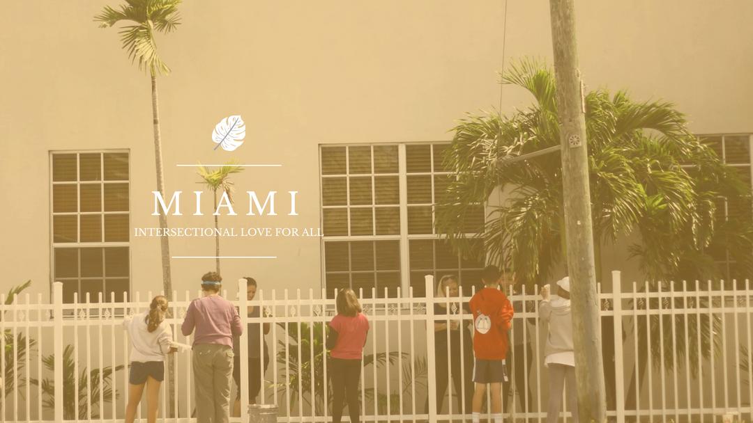 DOOR Network Volunteer Miami Intersectional Love for All
