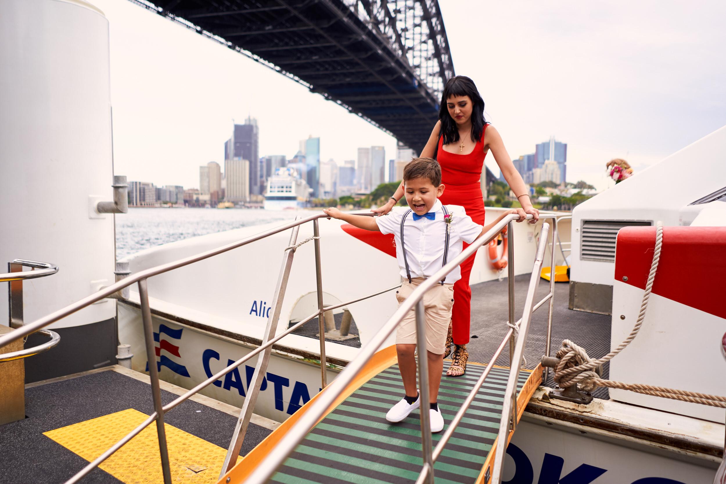 Alanna & Lincoln — Jay La Photography — Sydney Elopement