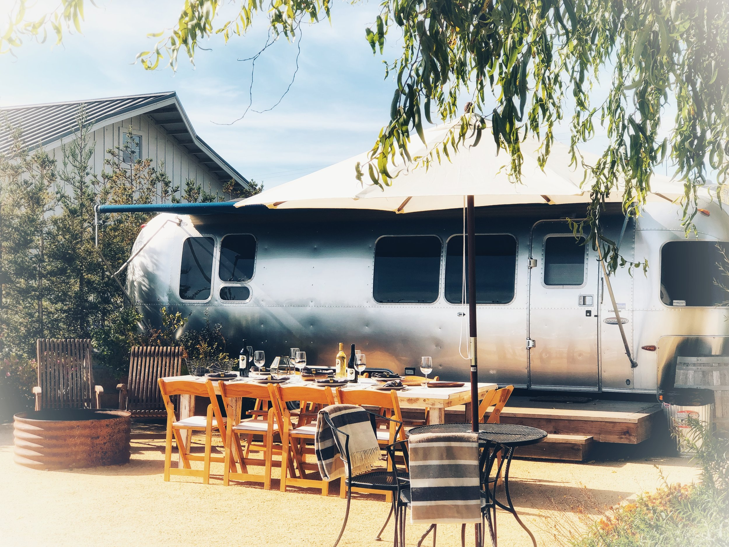 The Airstream Picnic