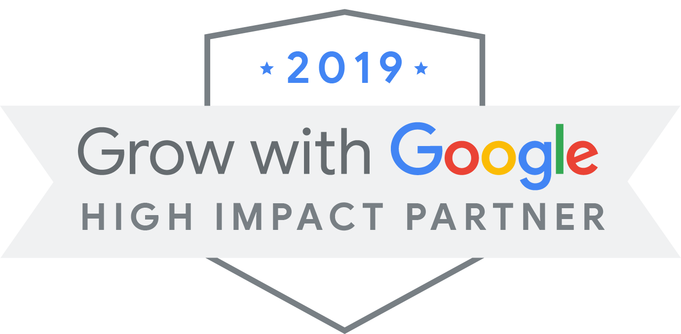 Focus Creative was named a 2019 Grow with Google High Impact Partner and is in the top  9%  of partners hosting workshops.
