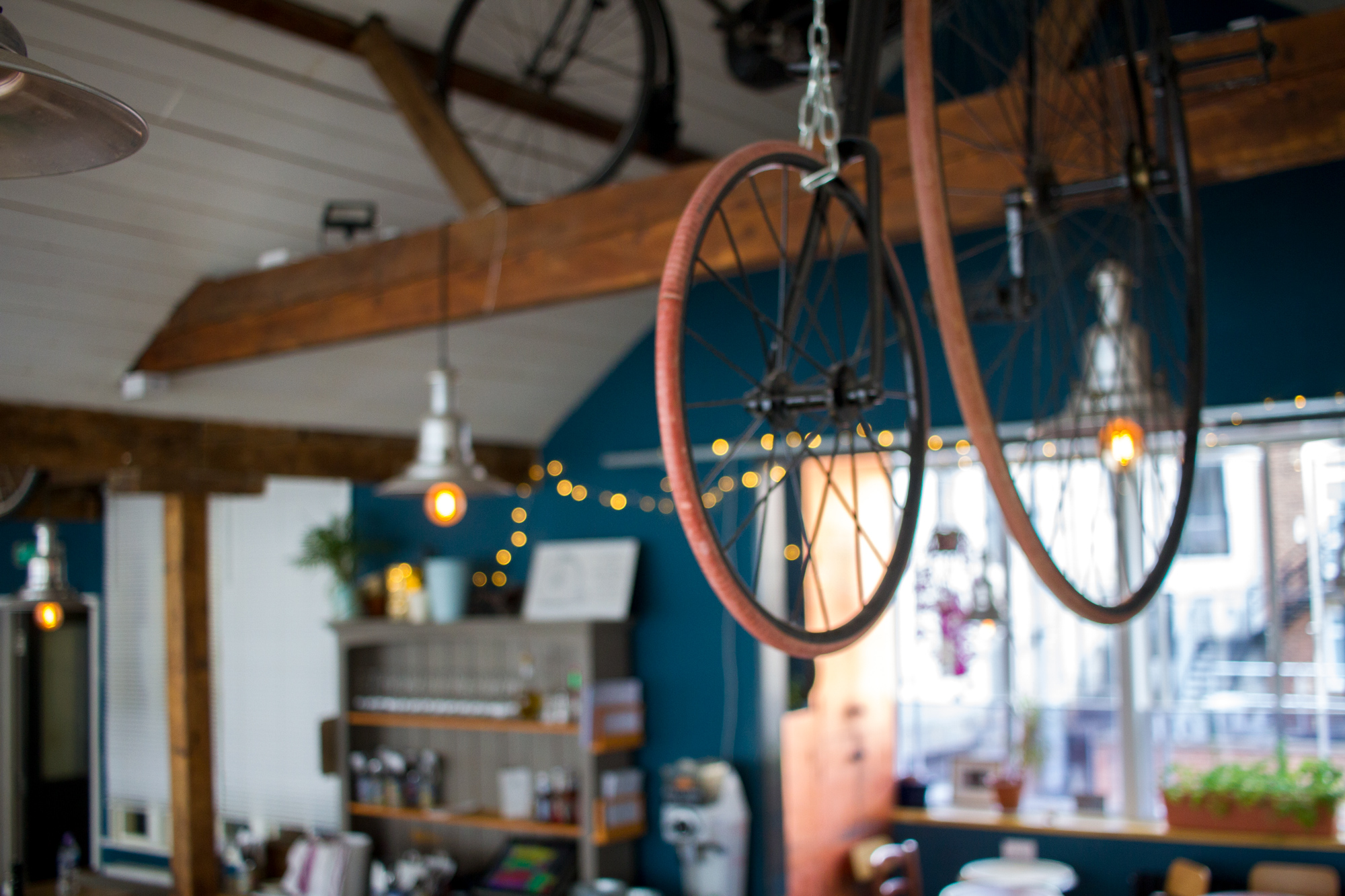 The Handle Bar Cafe and Kitchen - A cosy restaurant, cafe and bar in central Oxford serving breakfasts, brunches, lunches and dinners that have been made with love.