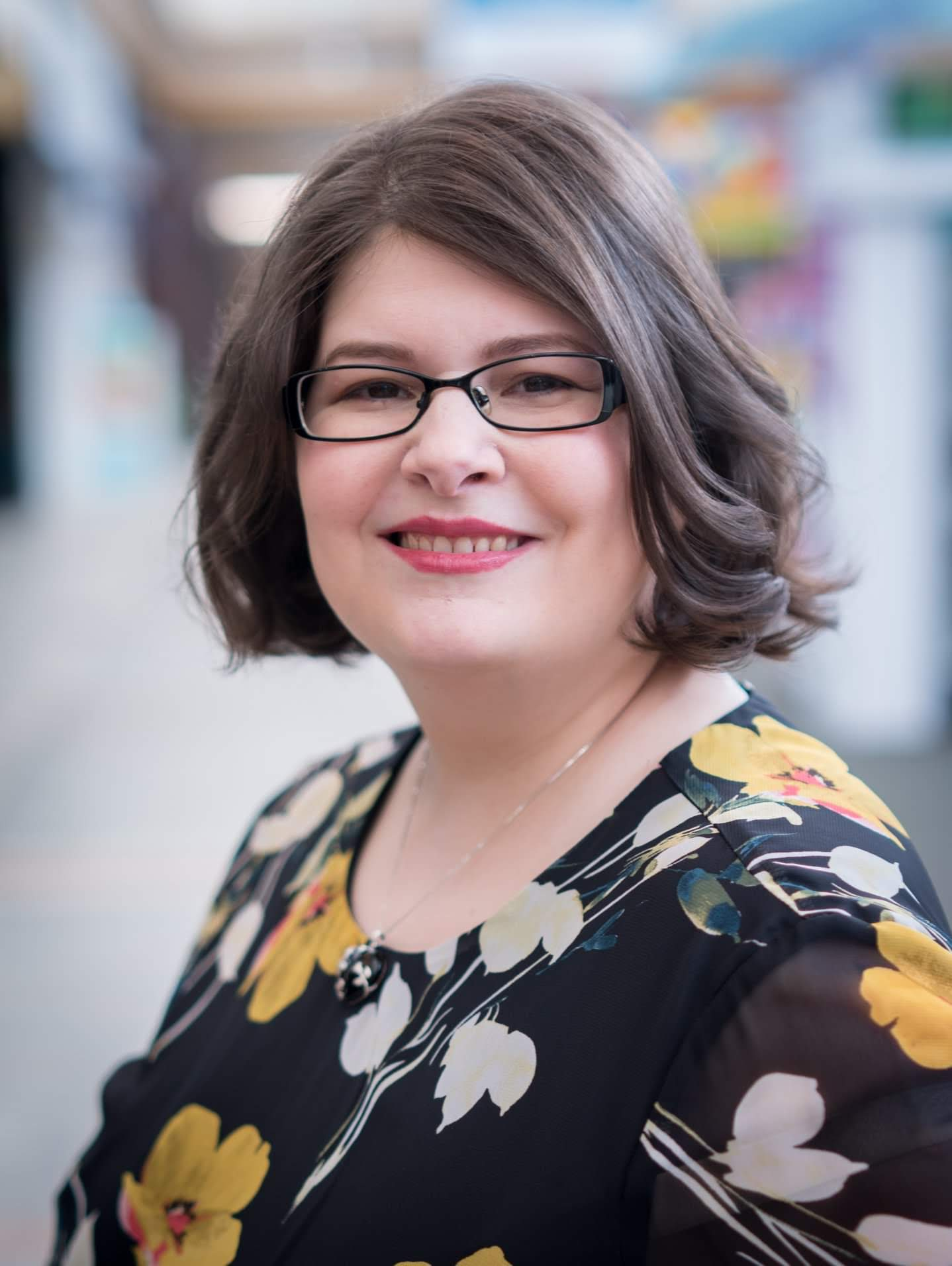 Danielle Kempe has spent years advocating for people with disabilities in Quincy. She aims to leverage her background in non-profits on the Quincy City Council, to make her local government more accessible to its constituents. -