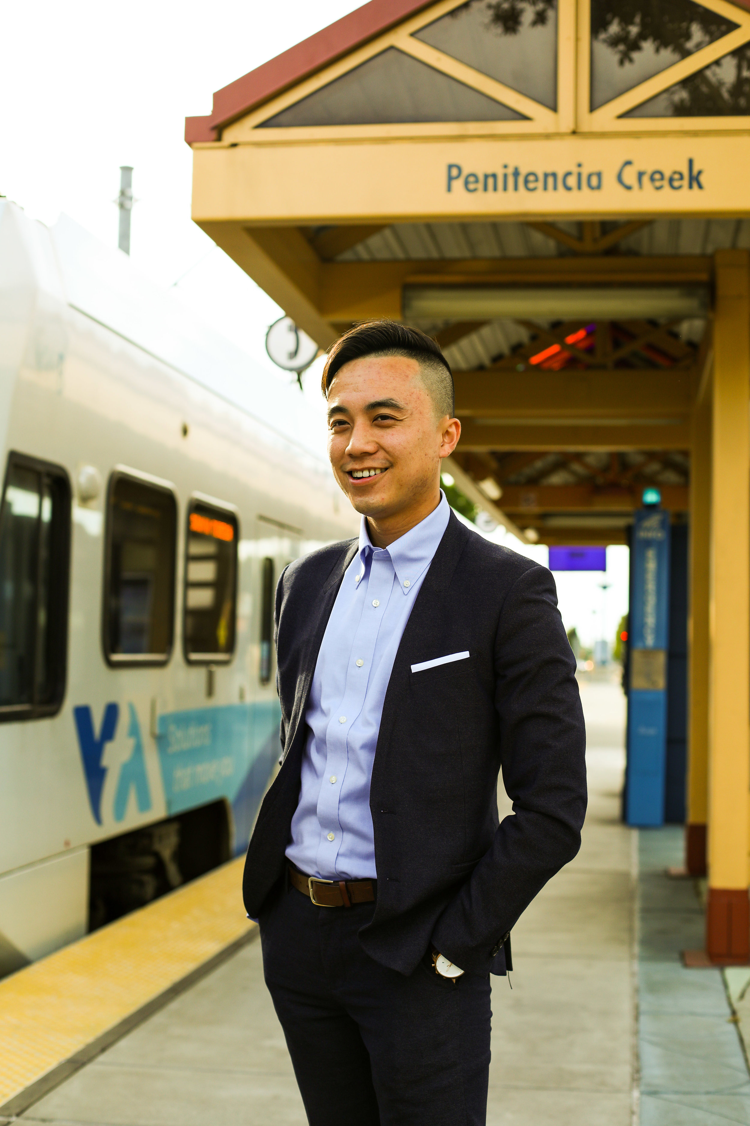 The youngest candidate by far in his election, South Bay native Alex Lee is running for Assemblymember of his home district. After serving as President of UC Davis, he hopes to continue fighting for disenfranchised communities by tackling California's housing issues. -