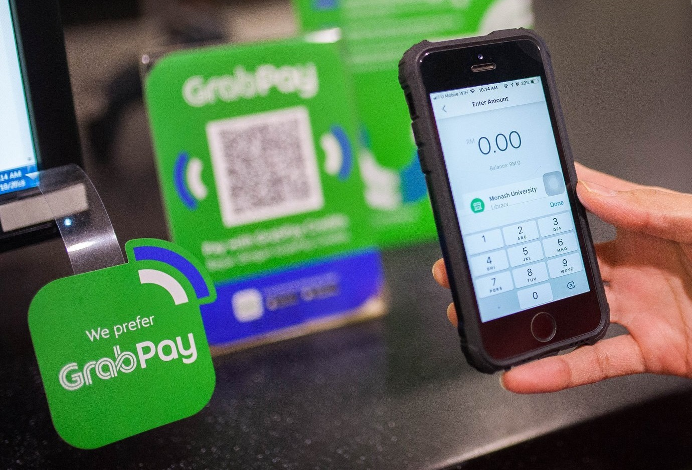 GrabPay has been a successful service extension for the ride sharing startup