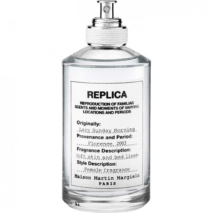 Product photo Replica fragrance lazy sunday morning