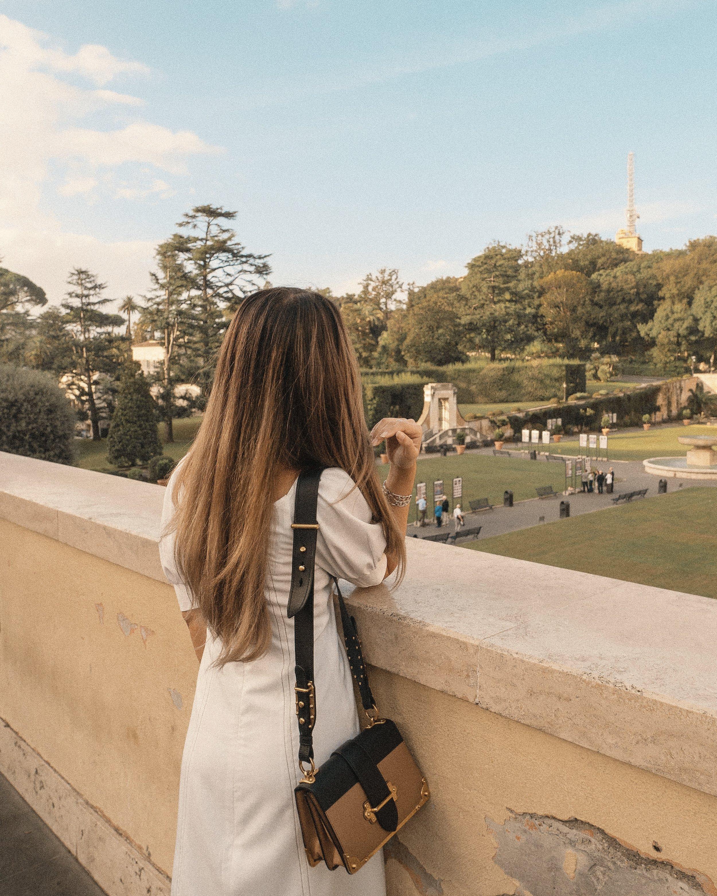 Watching over Vatican City