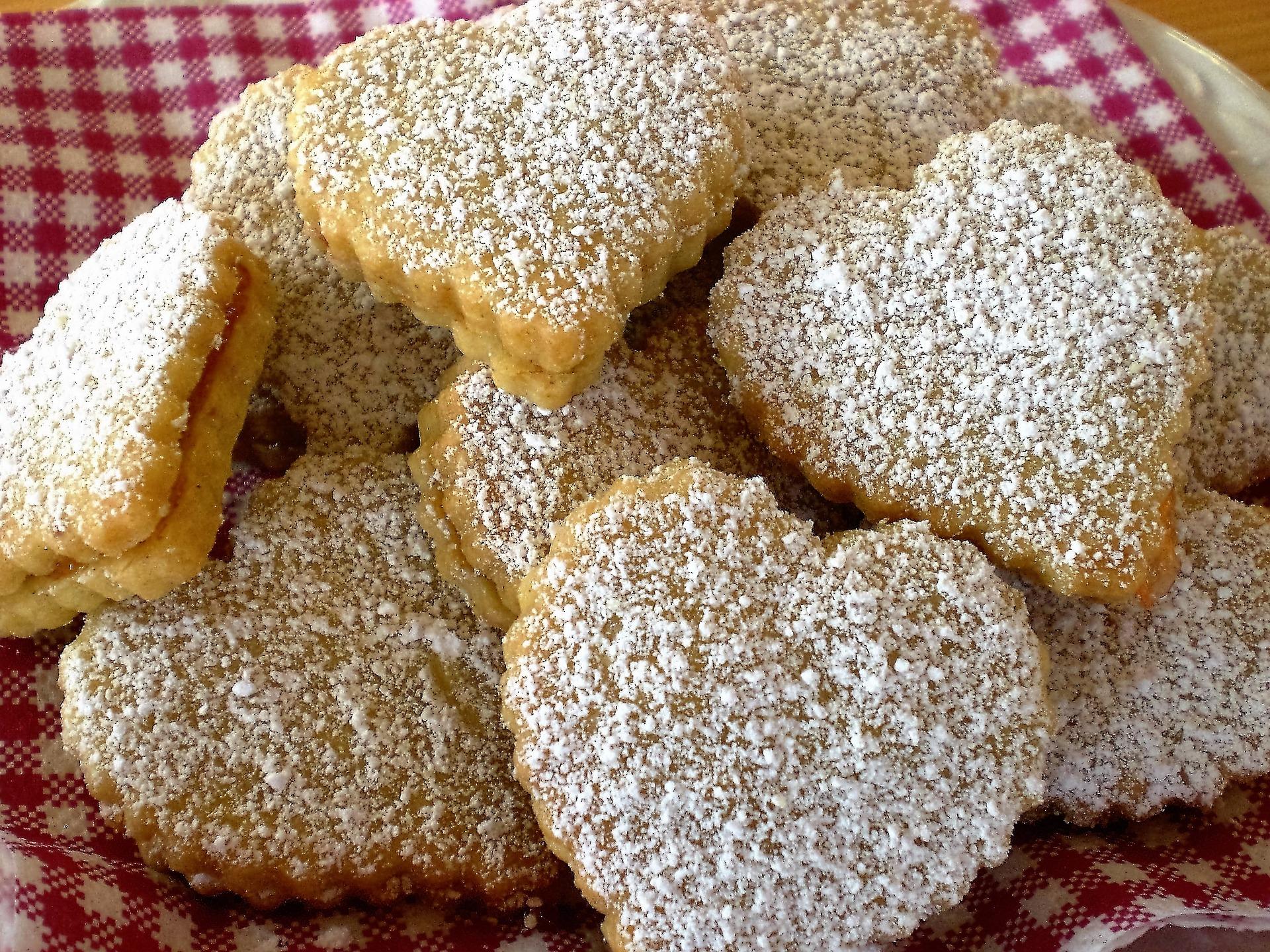 Auch beim nächsten Treffen gibt es wieder Kekse zum Kaffee :) -