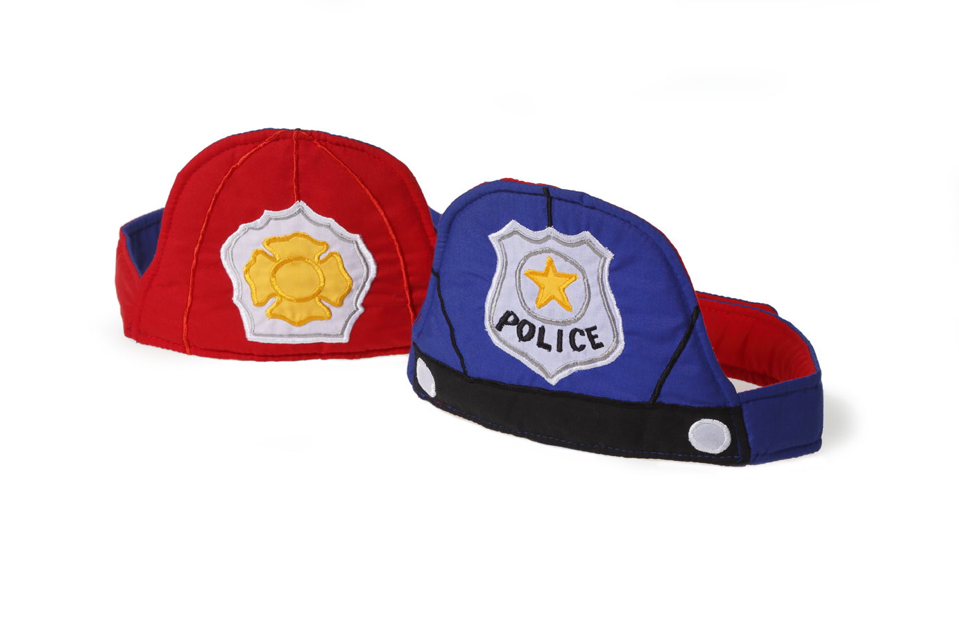 Police and Firefighter 2-in-1