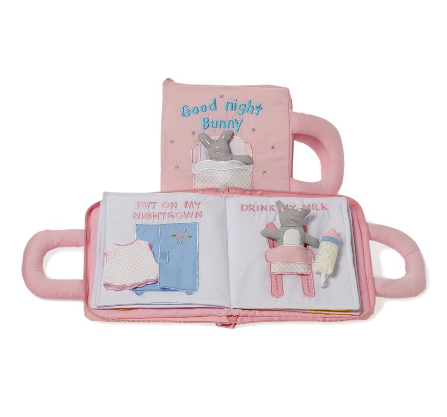 Goodnight Book, Pink