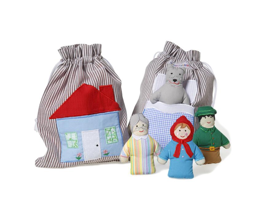 Story Bag - Red Riding Hood