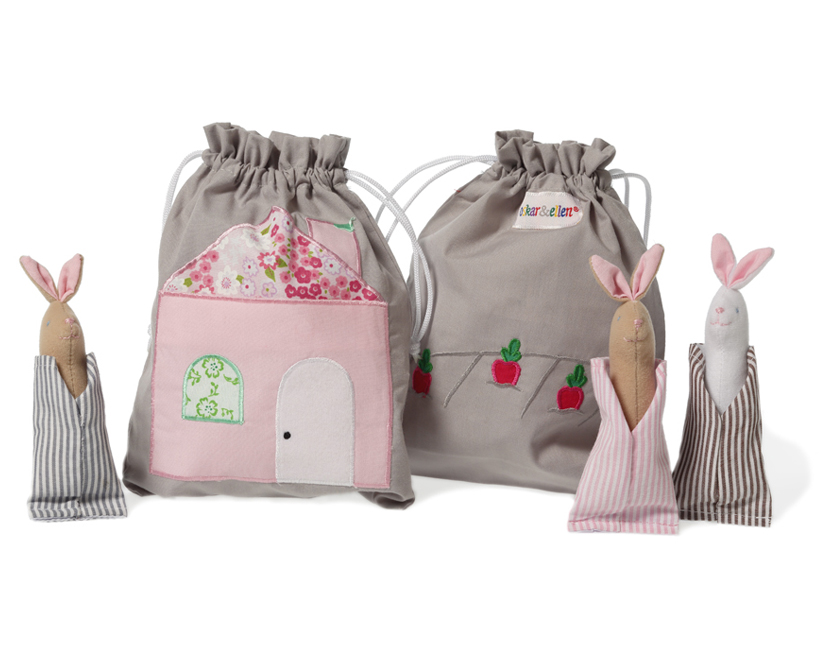 Story Bag - Bunny Love