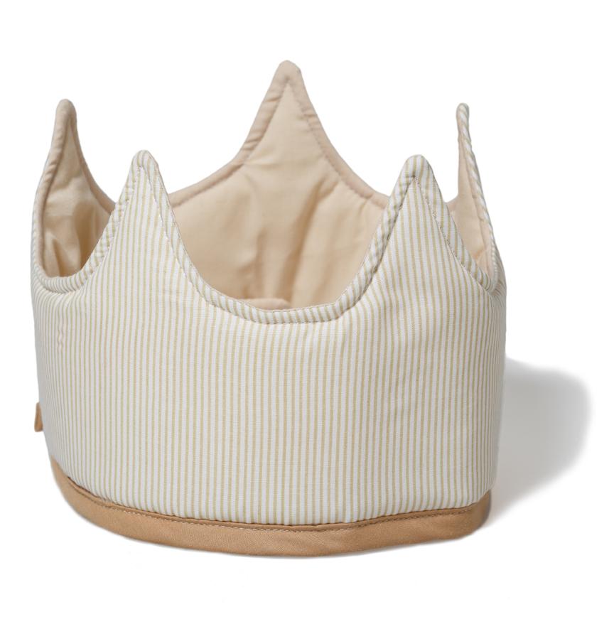 Crown, beige