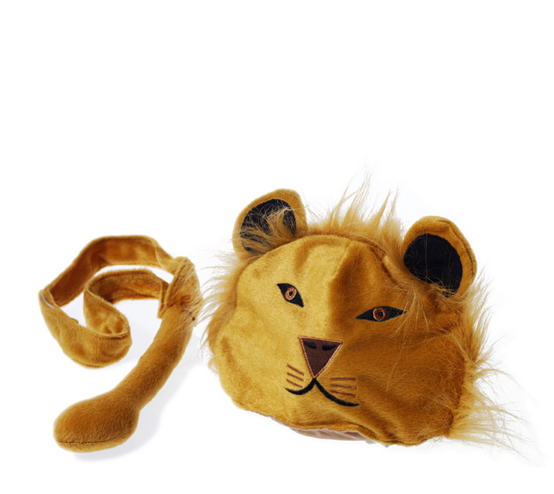 Animal hat and tail - Lion