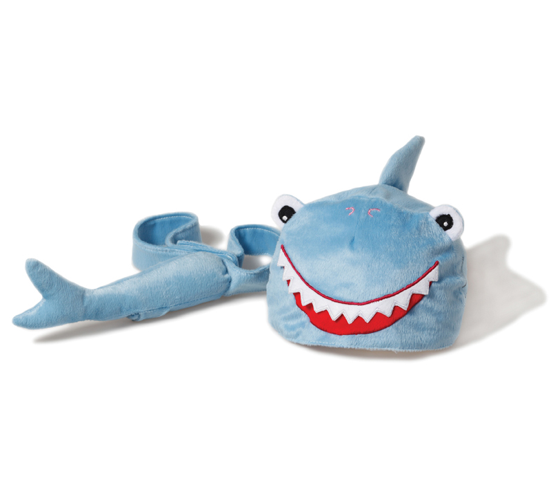 Animal hat and tail - Shark