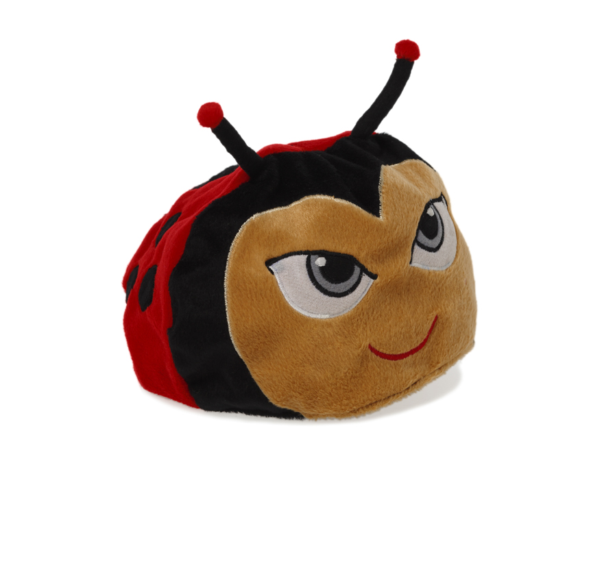 Animal hat and tail - Ladybird