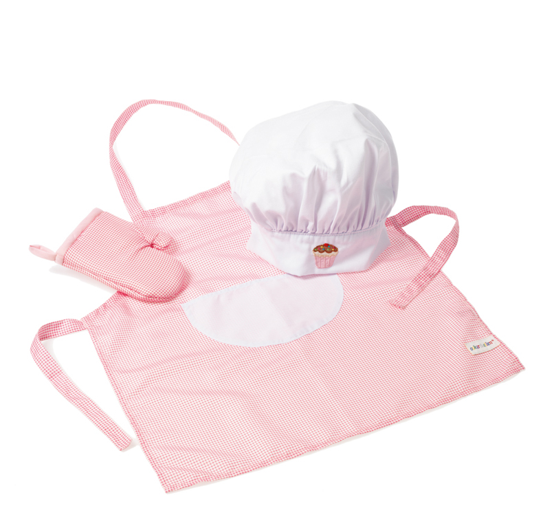 Chef's Outfit, pink
