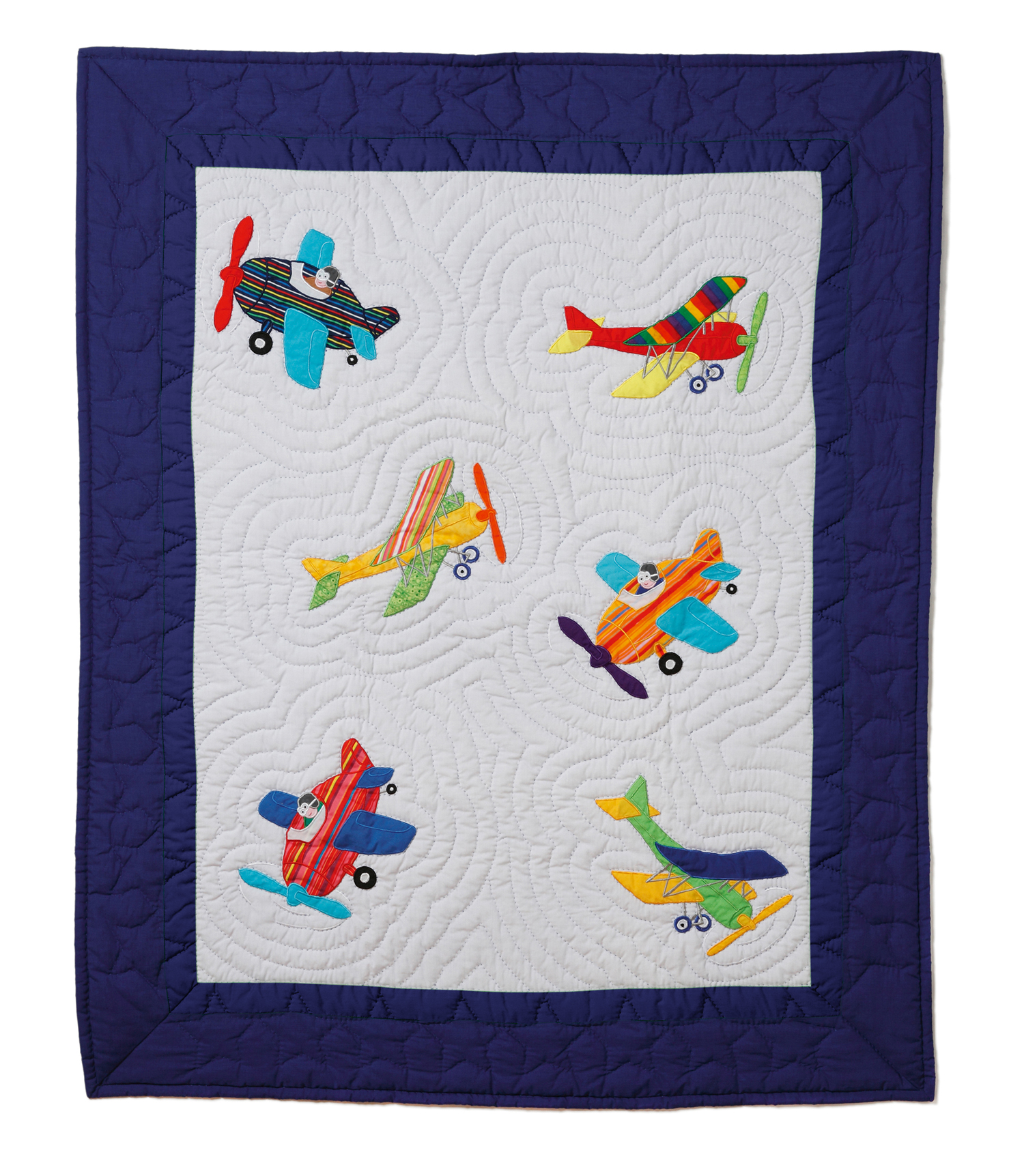 309 quilt Airplanes.jpg