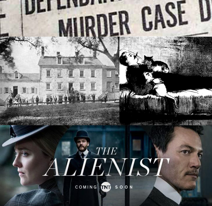 - EPISODE WRITTEN FOR CASEFILE: TRUE CRIME PODCAST/ TNTTO ADVERTISE 'THE ALIENIST' TV SERIES