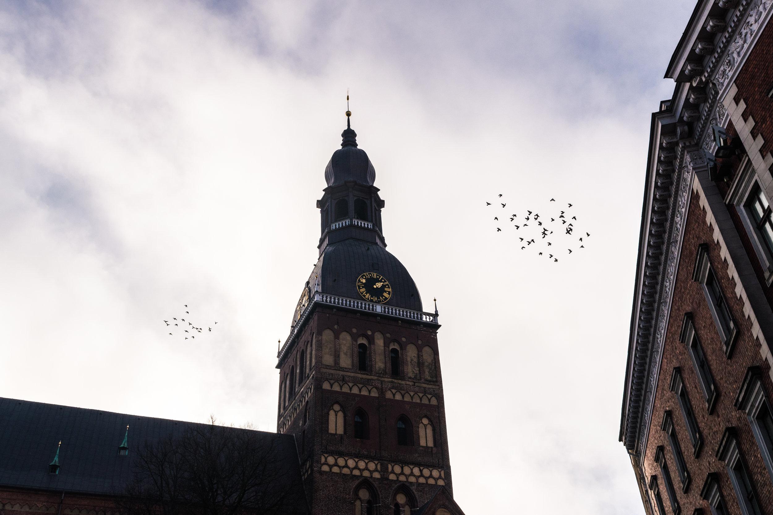 Riga, Latvia -