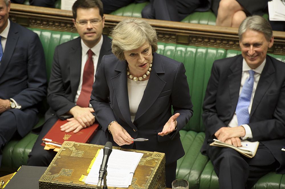 BILD: UK Parliament/Jessica Taylor