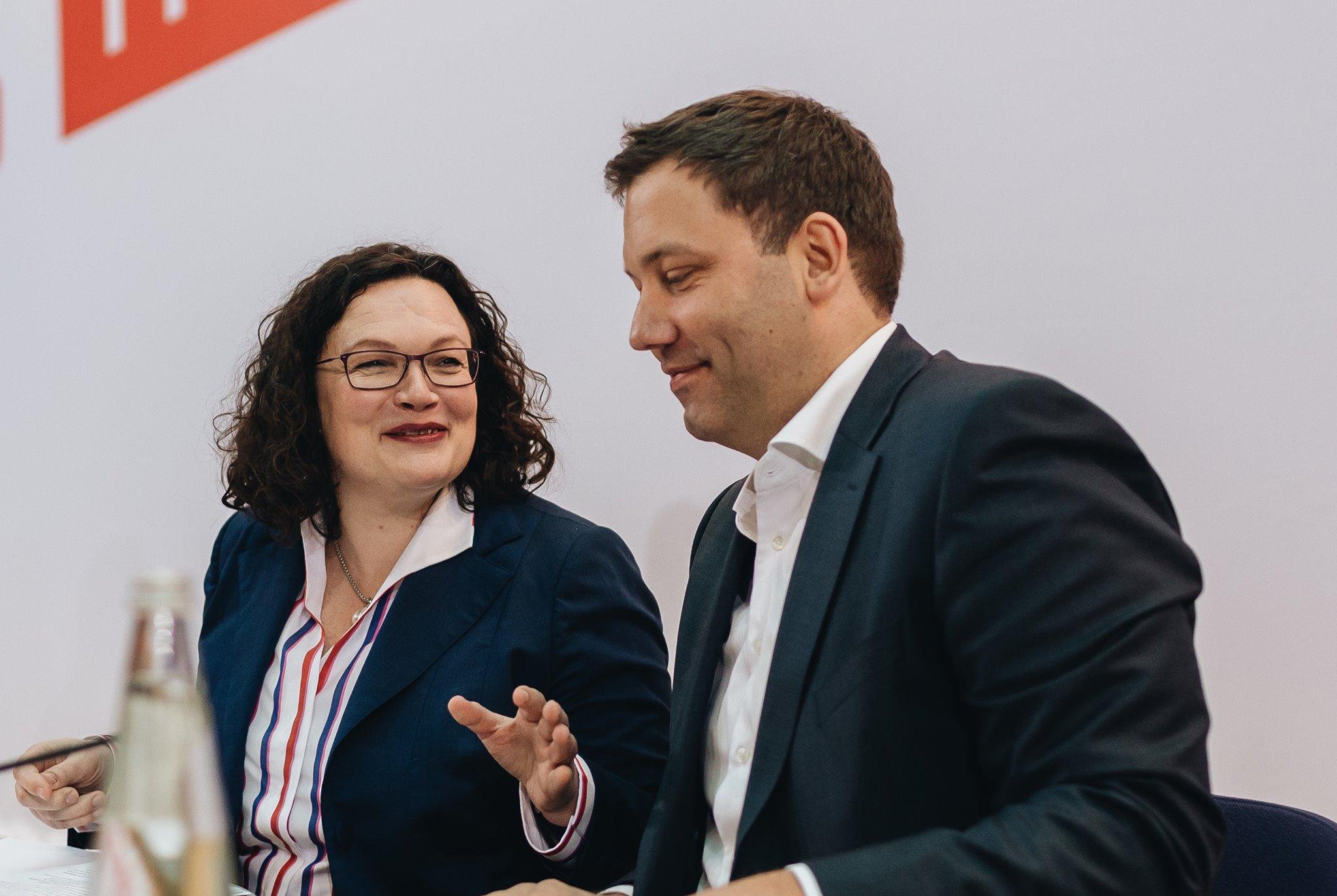 Bild: SPD/Nico Roicke