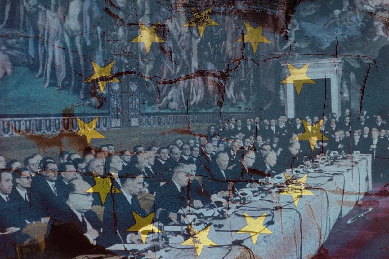 Wie alles begann - Warum die EU gegründet wurde und wie sie funktioniert