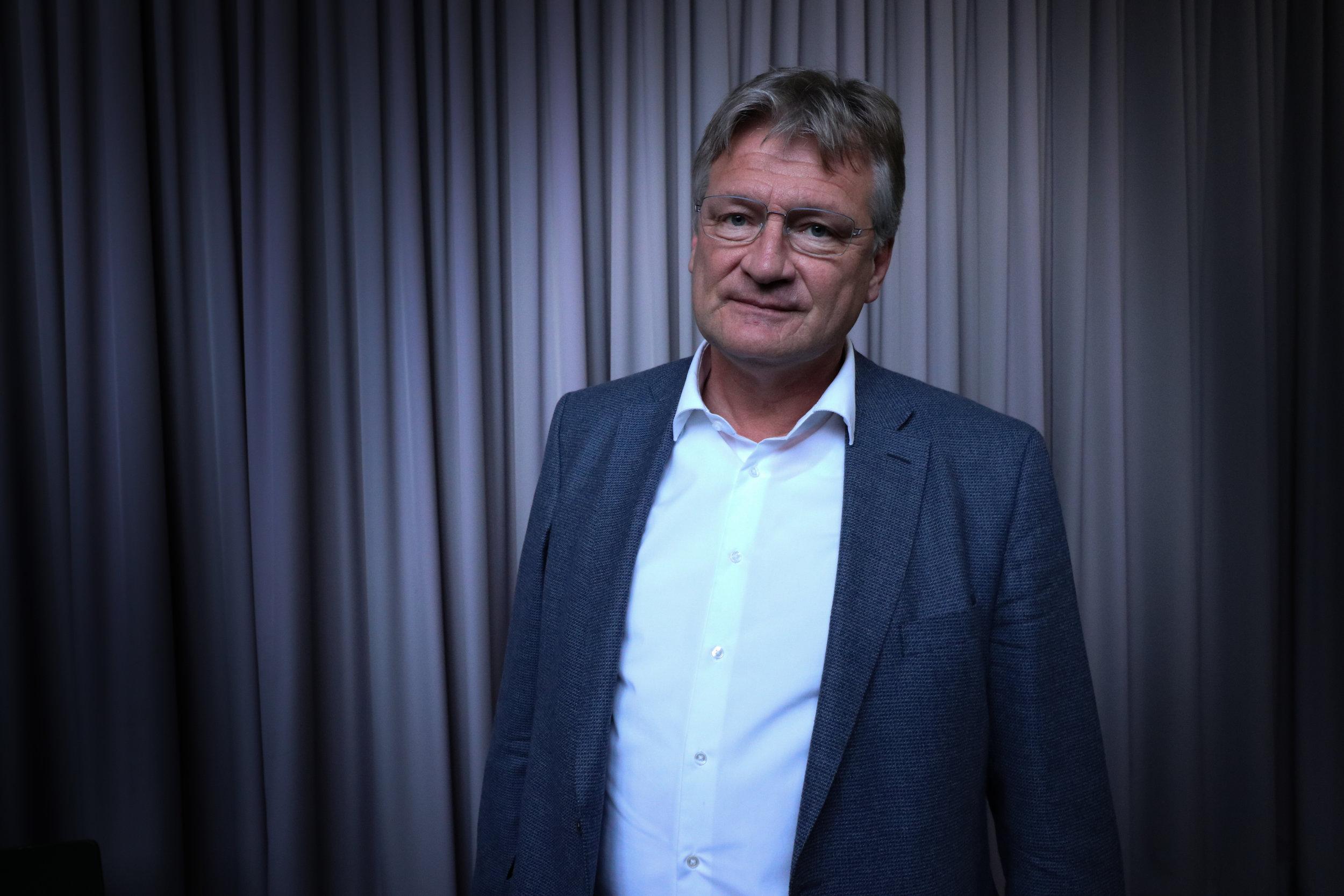 """""""Der DEXIT wäre die letzte möglichkeit"""" - Jörg Meuthen, Spitzenkandidat, AfD"""
