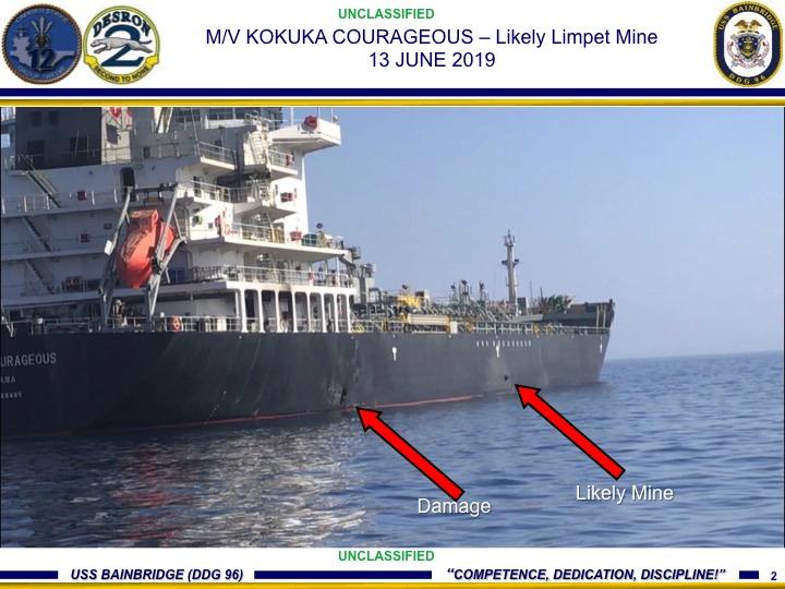 Bild: US Navy/US centcom