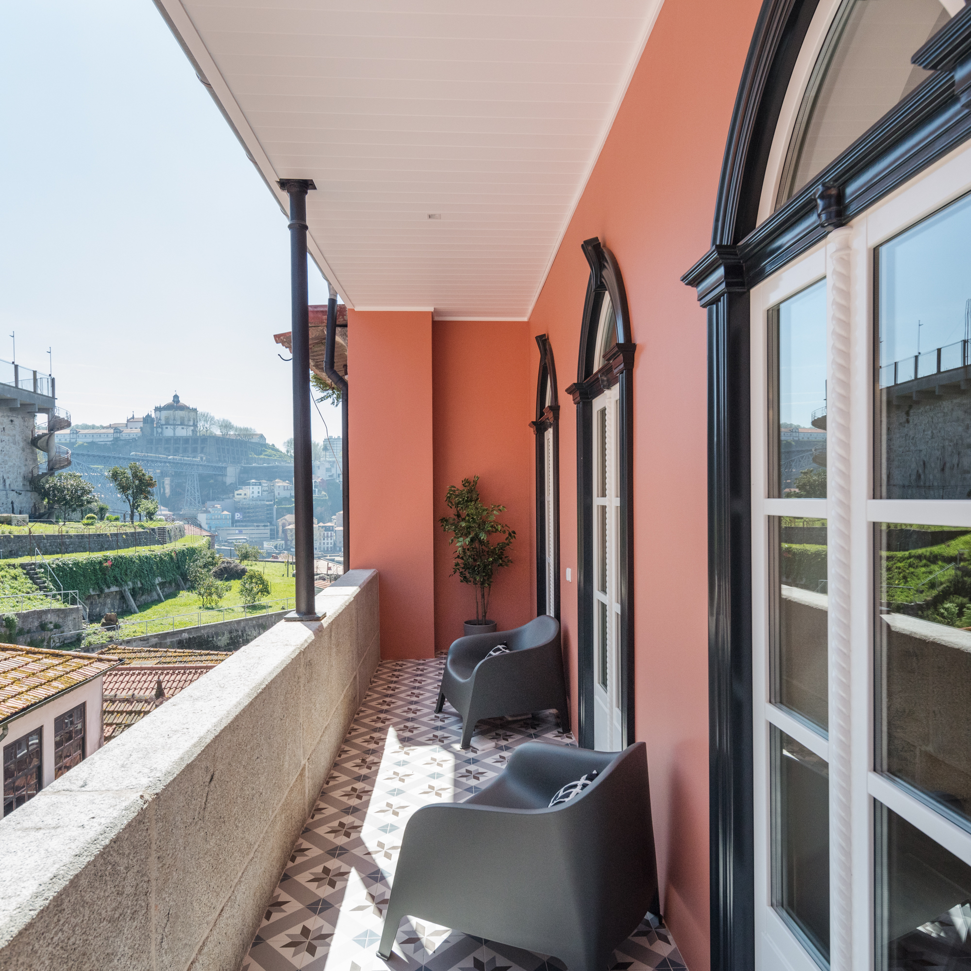 Ribeira Apartment with balcony