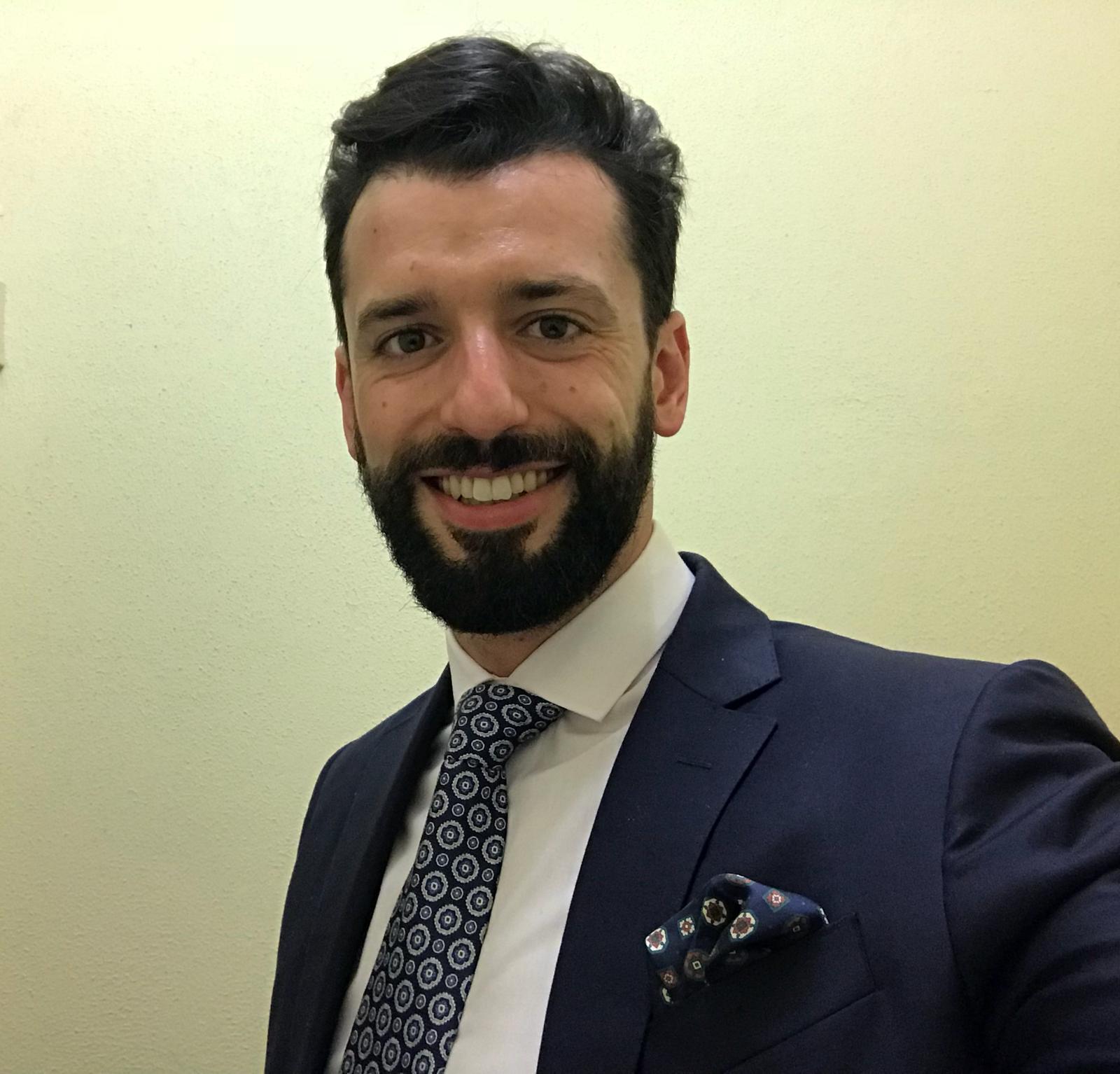 Dr. Daniel Christidis Ex-Vice president
