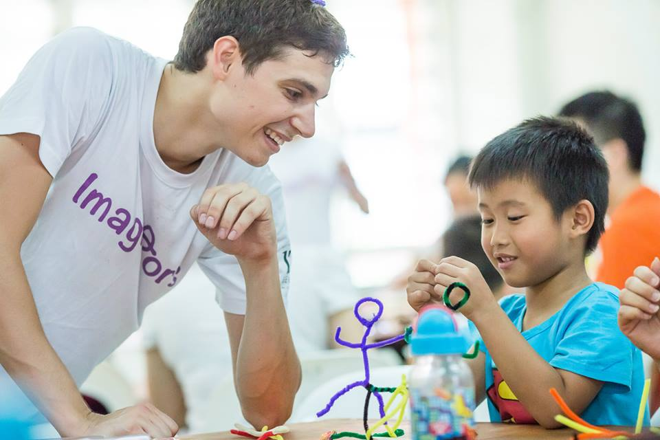 Mathieu Penot - Mathieu is deeply into early education. He believes self-development is a way to reconnect with our inner child. A playful, worry-less and kind little human sitting inside each of us. Did UNLOCKT help him with it ?